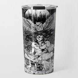 Spirit Owl Travel Mug