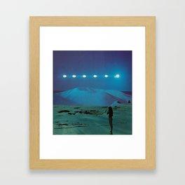 Iroquois Framed Art Print