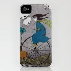 I Follow the Wind iPhone (4, 4s) Slim Case