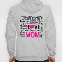 Amazing Do-it-All Mom Hoody