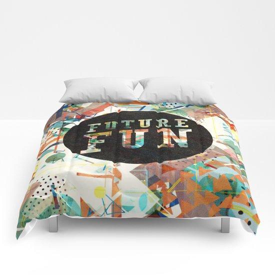 Future Fun Comforters