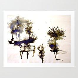 Dean Clough Two Art Print