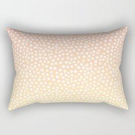 DOT PATTERN - dreamy look Rectangular Pillow