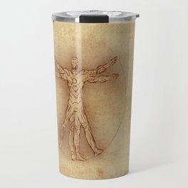Iruvian Man Travel Mug