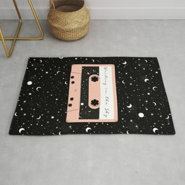 Waiting in the Sky Rug