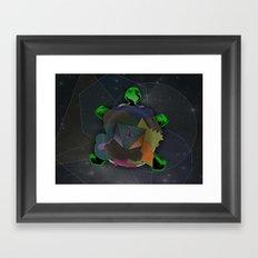 Shellous? Framed Art Print