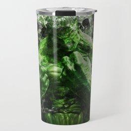 Green Hero Travel Mug