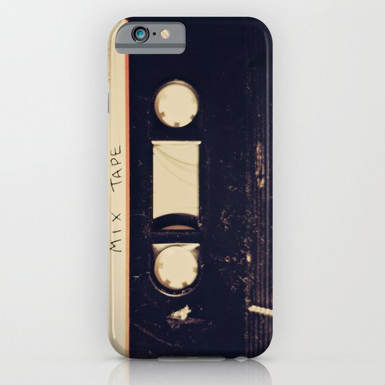mix tape iPhone & iPod Case