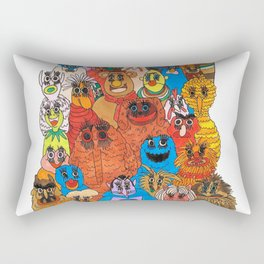 moppets Rectangular Pillow