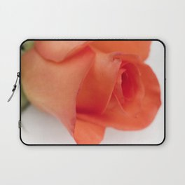 Orange Rose Laptop Sleeve