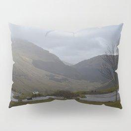 Scotland Mountain Side Pillow Sham