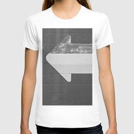 Arrow (Black and White) T-shirt