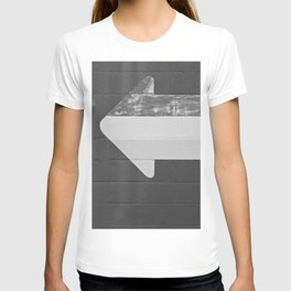 Arrow (Black and White) T-shirt