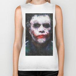The Joker - The Clown Prince Of Gotham Biker Tank