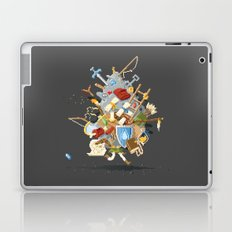 It's Dangerous to go alone, Take This. Laptop & iPad Skin
