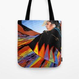 Shawl Dancer Tote Bag