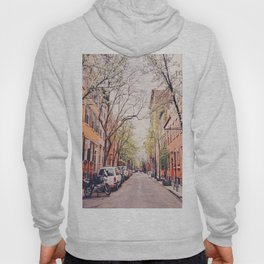 New York City - Springtime in the West Village Hoody