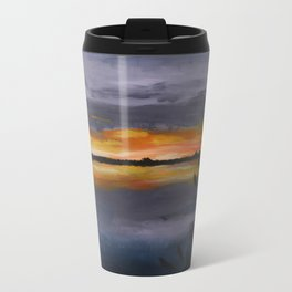 Smith's Point Sunrise Travel Mug