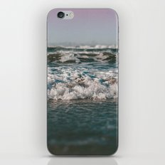 Ocean Crash iPhone Skin