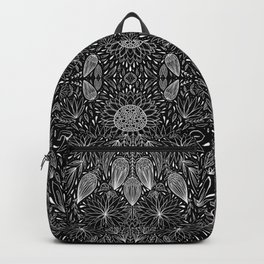 Harvest Flowers Backpack