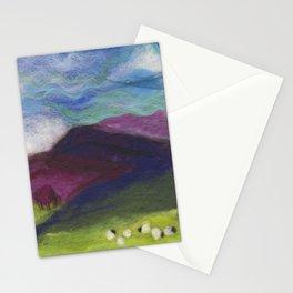 Tiny Landscape Stationery Cards