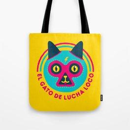 LUCHADORABLE Tote Bag