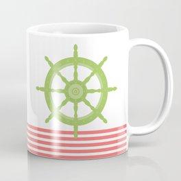 AFE Nautical Wheel 2019 Coffee Mug