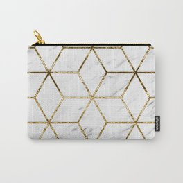 Gatsby golden marble Carry-All Pouch