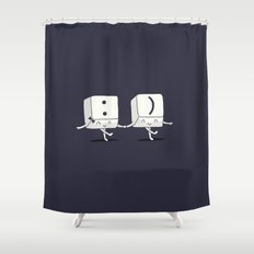 Happy Ever After Shower Curtain