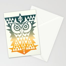 TRIANGOWL Stationery Cards