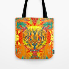 Here Comes the Sun-Lady Jasmine Tote Bag