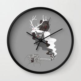 Photo hunt Wall Clock