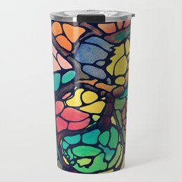 Color on the Brain Travel Mug
