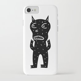 Monster Z iPhone Case