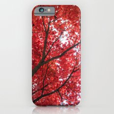 blazing red iPhone 6s Slim Case