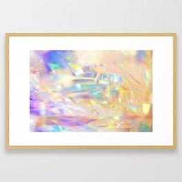 Magic Holo Framed Art Print