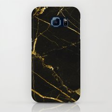 Black Beauty V2 #society6 #decor #buyart Slim Case Galaxy S8
