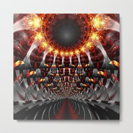 Way to epiphany Metal Print