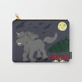 Horror Movie Unicorns: Wolfman Carry-All Pouch