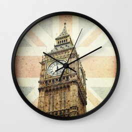 UK LONDON Wall Clock