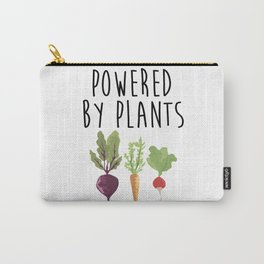 Powered by Plants Carry-All Pouch