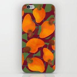 Cajufolia darker iPhone Skin