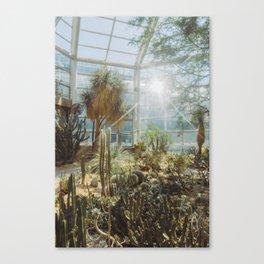 Conservatory Canvas Print