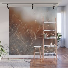 Nature Sparkles Wall Mural