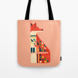 Century Fox Tote Bag