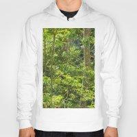 jungle Hoodies featuring Jungle by Mauricio Santana