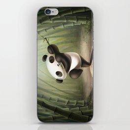 Panda Flute iPhone Skin