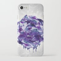 mineral iPhone & iPod Cases featuring Mineral by Lindella