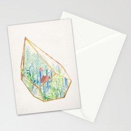 Terrarium Garden I Stationery Cards