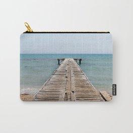 BEACH DAYS 44 - Bridge Carry-All Pouch